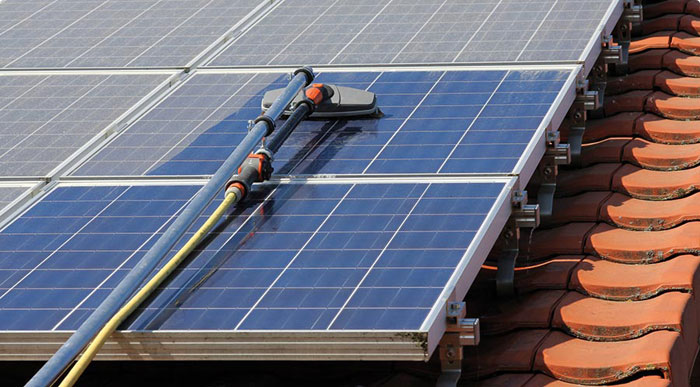 Solar Panel Cleaning Bolton